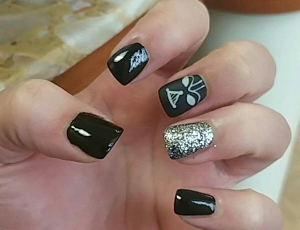 Darth Vader Nail Design !! STAR WARS !! | Nails | Pinterest | Darth ...