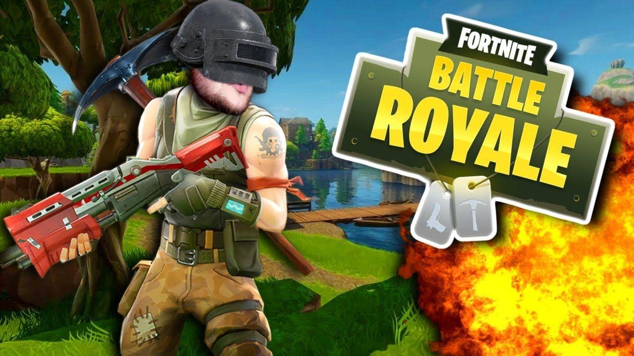 The Other Battle Royale Game Fortnite Battle Royale
