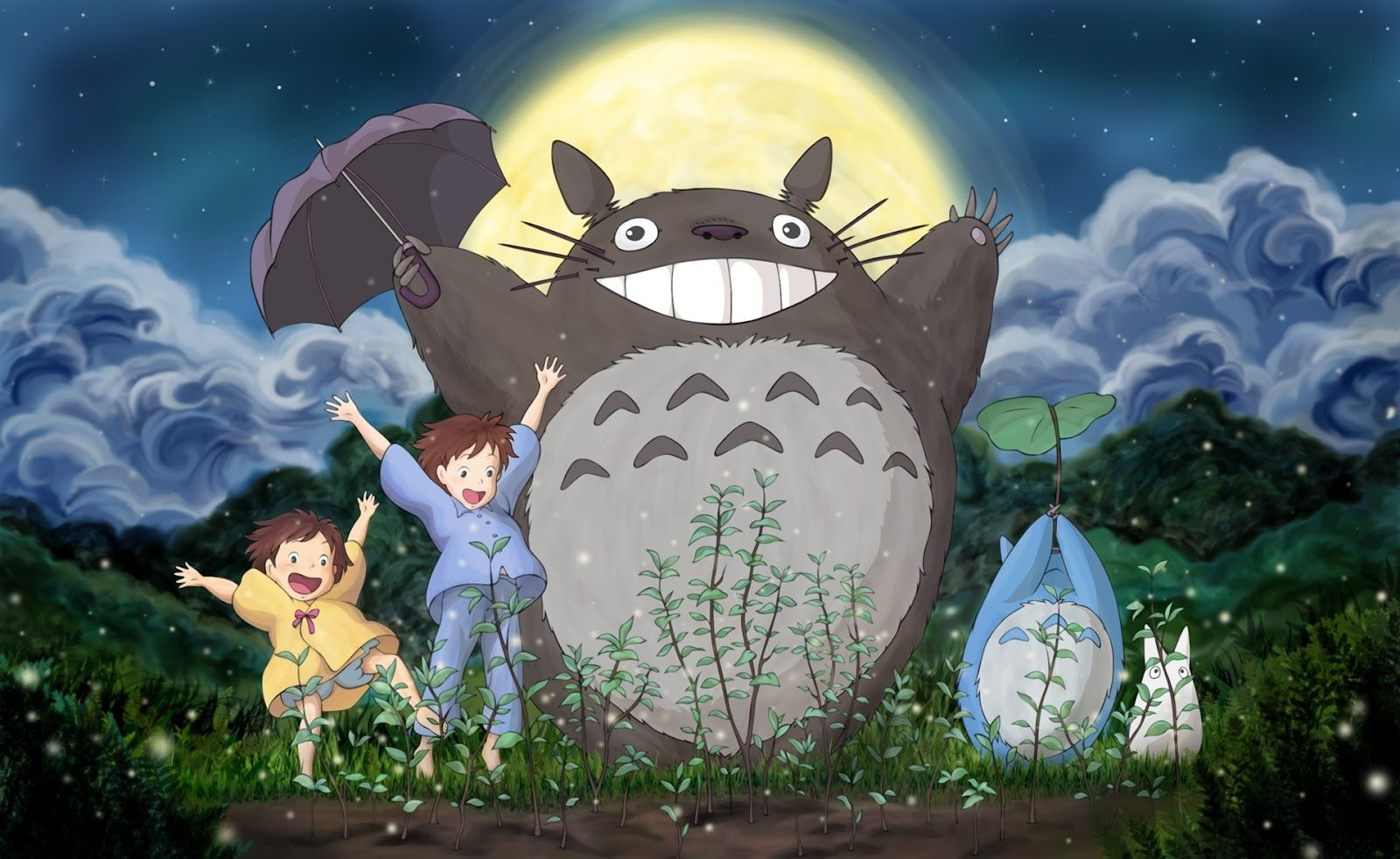 My Neighbor Totoro Character List