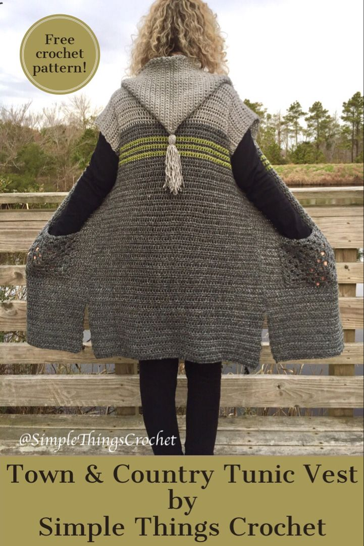 Warm and cozy hooded sweater! -   16 knitting and crochet Patterns sweater coats ideas