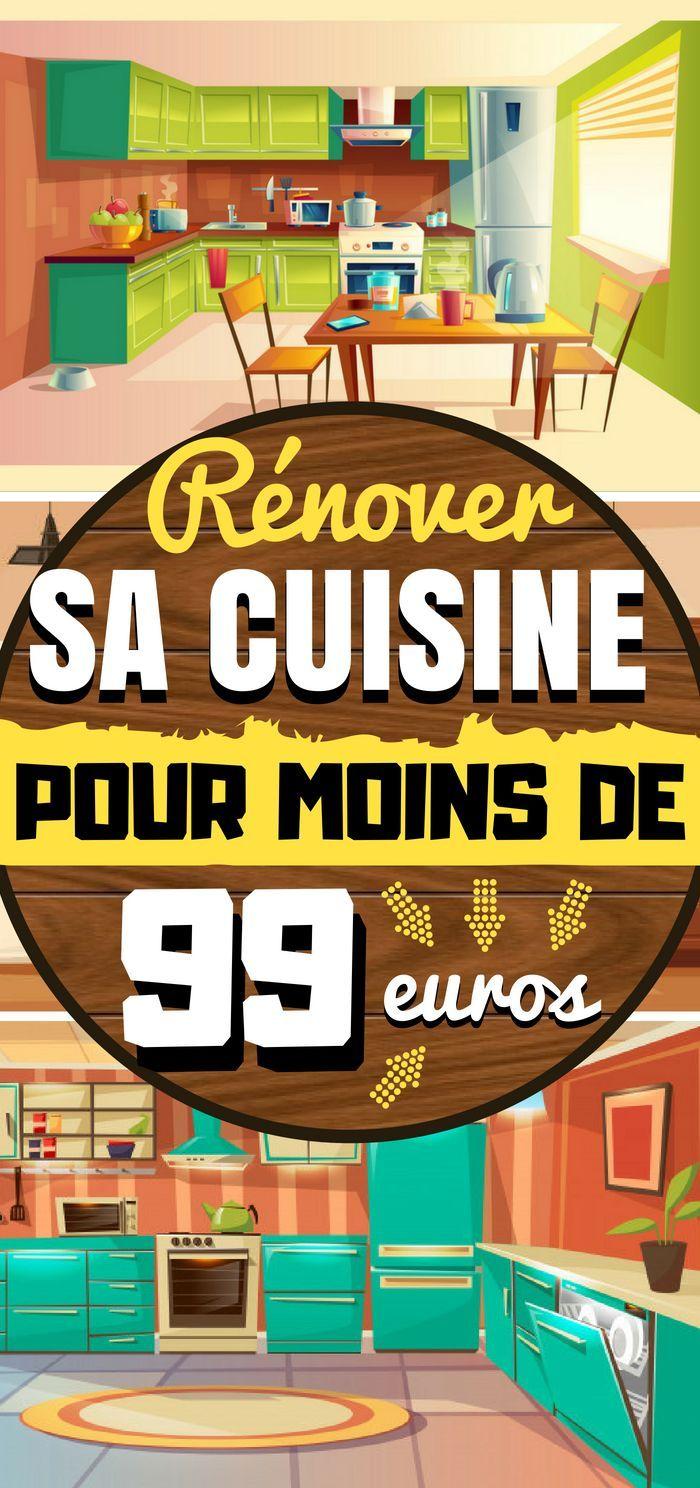 R nover votre cuisine pour moins de 99 euros chasseurs d 39 astuces best of pinterest - Deglacer en cuisine signifie ...