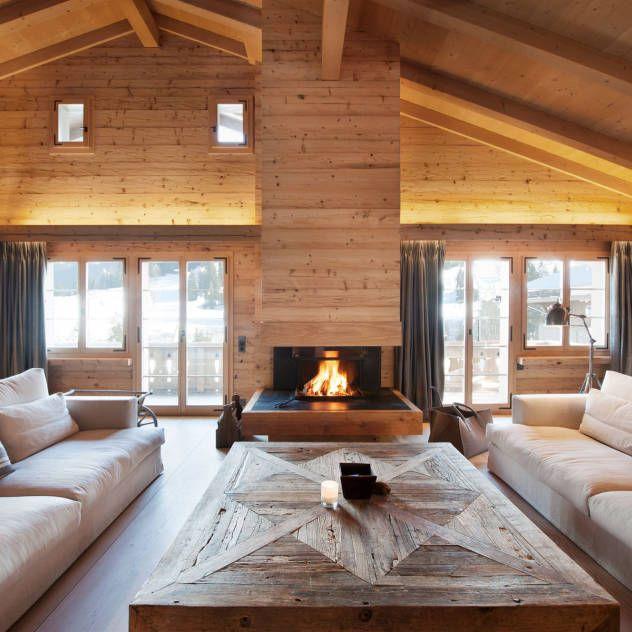 wohnideen interior design einrichtungsideen bilder innendesign pinterest rustikales. Black Bedroom Furniture Sets. Home Design Ideas