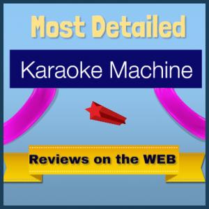 The Singing Machine SML-385W Review • Karaoke Machine Reviews - Karaoke for All