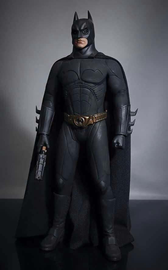 Batman Begins Photo By Kim Lam With Images Batman Comics