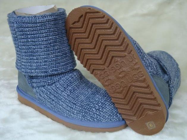 Cómo hacer unas botas de invierno a crochet - Tejidos a Crochet ...