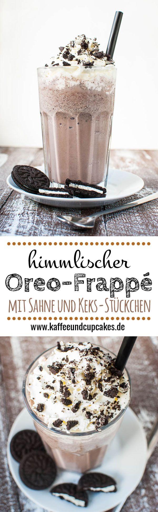 Oreo-Frappé #chocolate