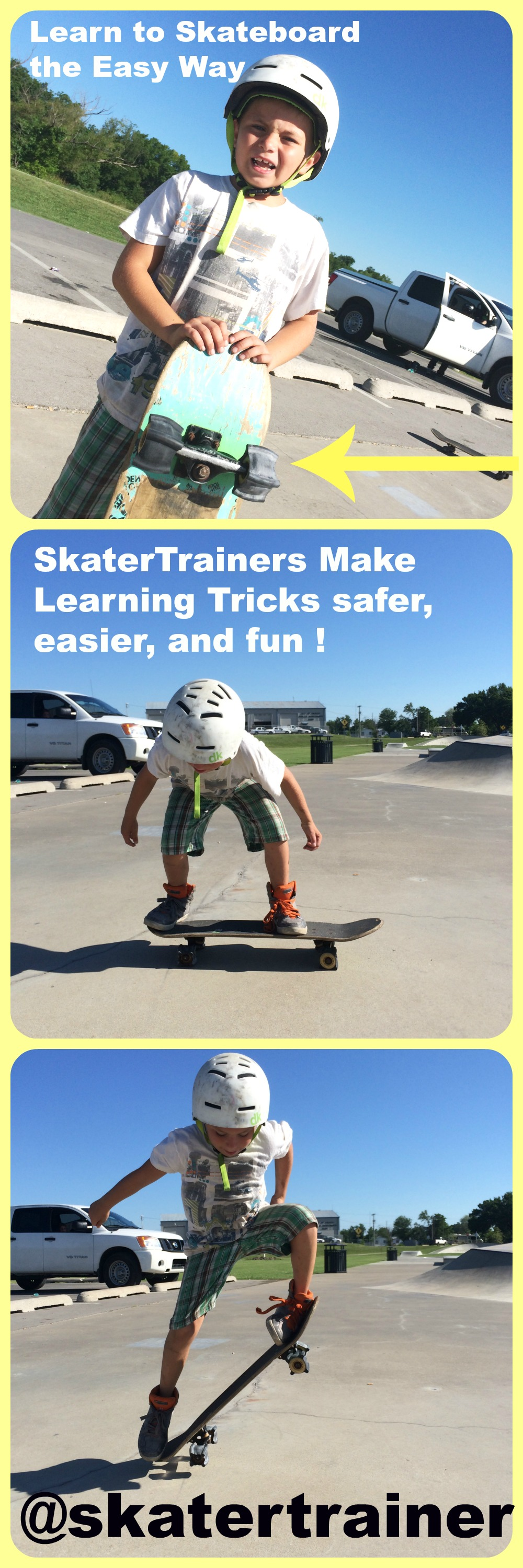 Learn Skate Tricks Faster with Skater Trainer, Beginner ...