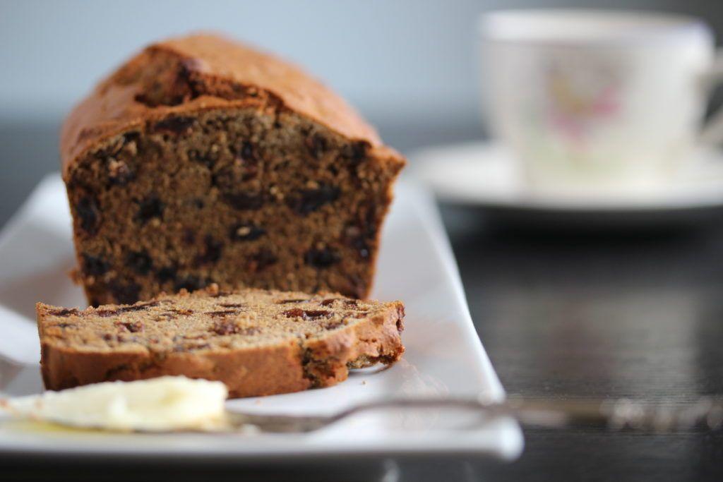 Gluten Free Tea Loaf Barmbrack Vegan The Free From Fairy Recipe Vegan Baking Dairy Free Baking