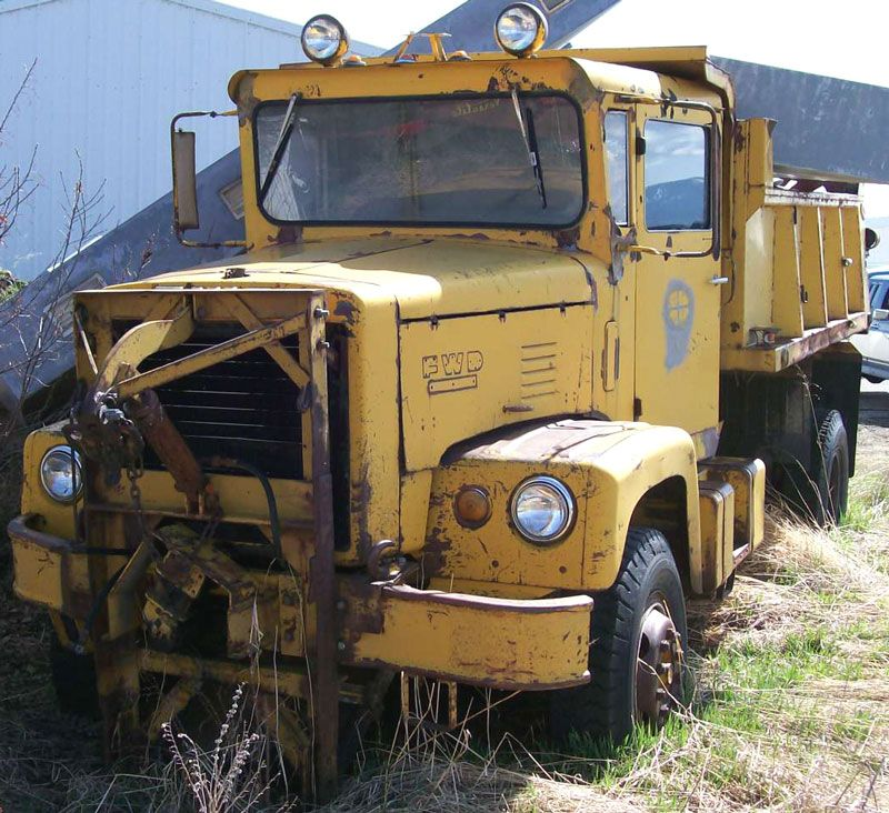 Restored, Original & Restorable Other Make Trucks For Sale | neat ...