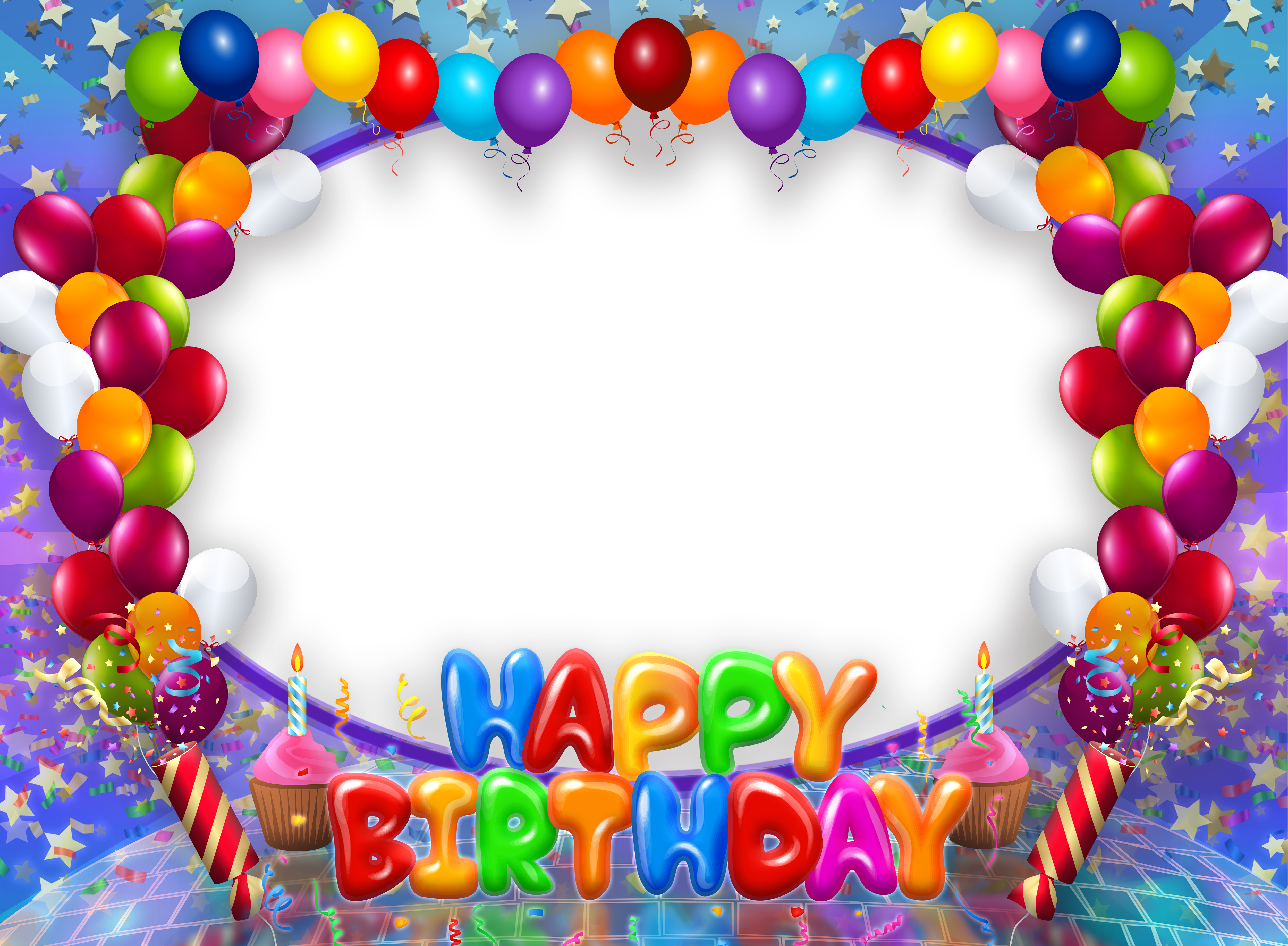 happy birthday photo frame » 4K Pictures | 4K Pictures [Full HQ ...