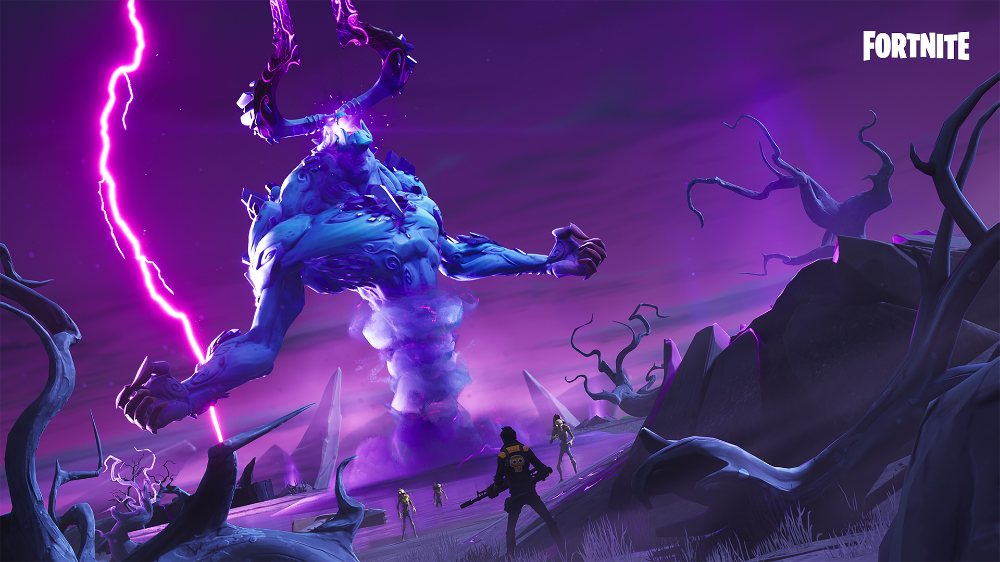 Fortnite Adds 20 Minutes Of New Music In Save The World