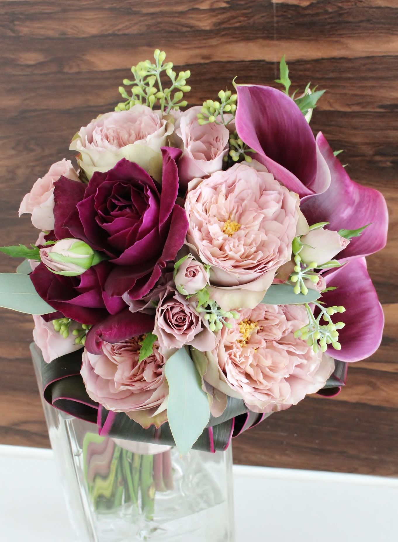 Vress et rose wedding pink smoky pink round bouquet clutch vress et rose wedding pink pink round bouquet bouquet natural flower so very pretty great contrast in colours izmirmasajfo