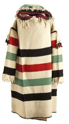 Lakota Trade Blanket Capote Capote Century Clothing