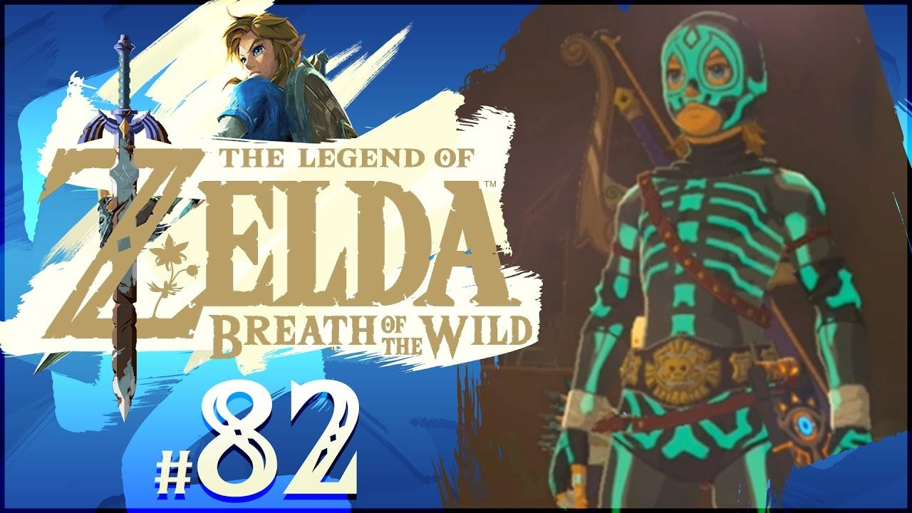 The Legend Of Zelda Breath Of The Wild Part 82 Radiant Armor