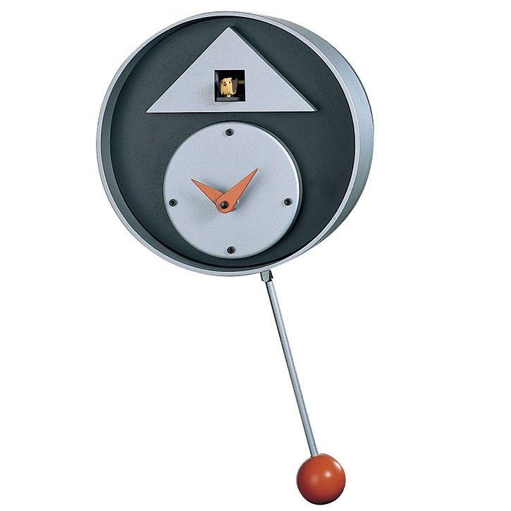 Auckland Cuckoo Clock - designer cuckoo pendulum clock