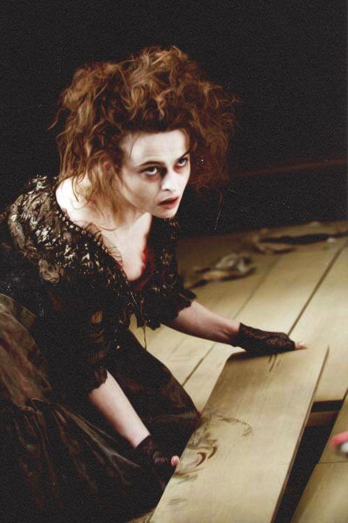 Sweeney Todd Mrs Lovett Sweeney Todd Helena Bonham Carter