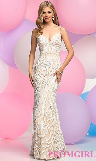 Zoey Grey Prom Dress with an Off-the-Shoulder Neck