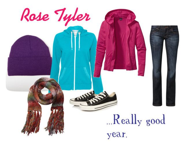"""Rose Tyler- End of Time"" by maddiebrashier ❤ liked on Polyvore"