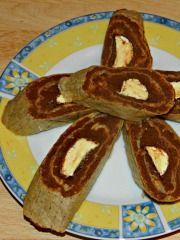 Recept za slatki rolat sa čokoladnim bananicama