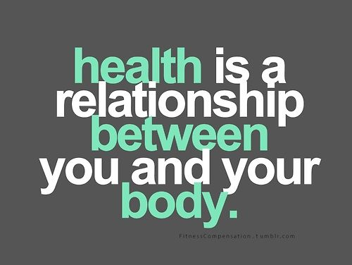 the relationship of self to health and motivation