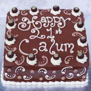 Buttercream Cakes For Birthdays Celebrations Edinburgh Glasgow