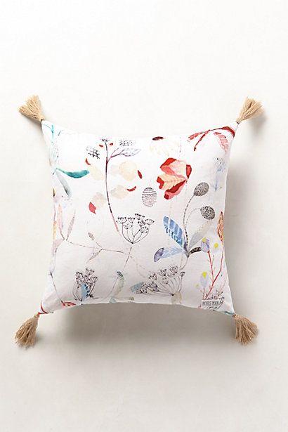 throw pillow anthropologie finna pinterest inspiration. Black Bedroom Furniture Sets. Home Design Ideas