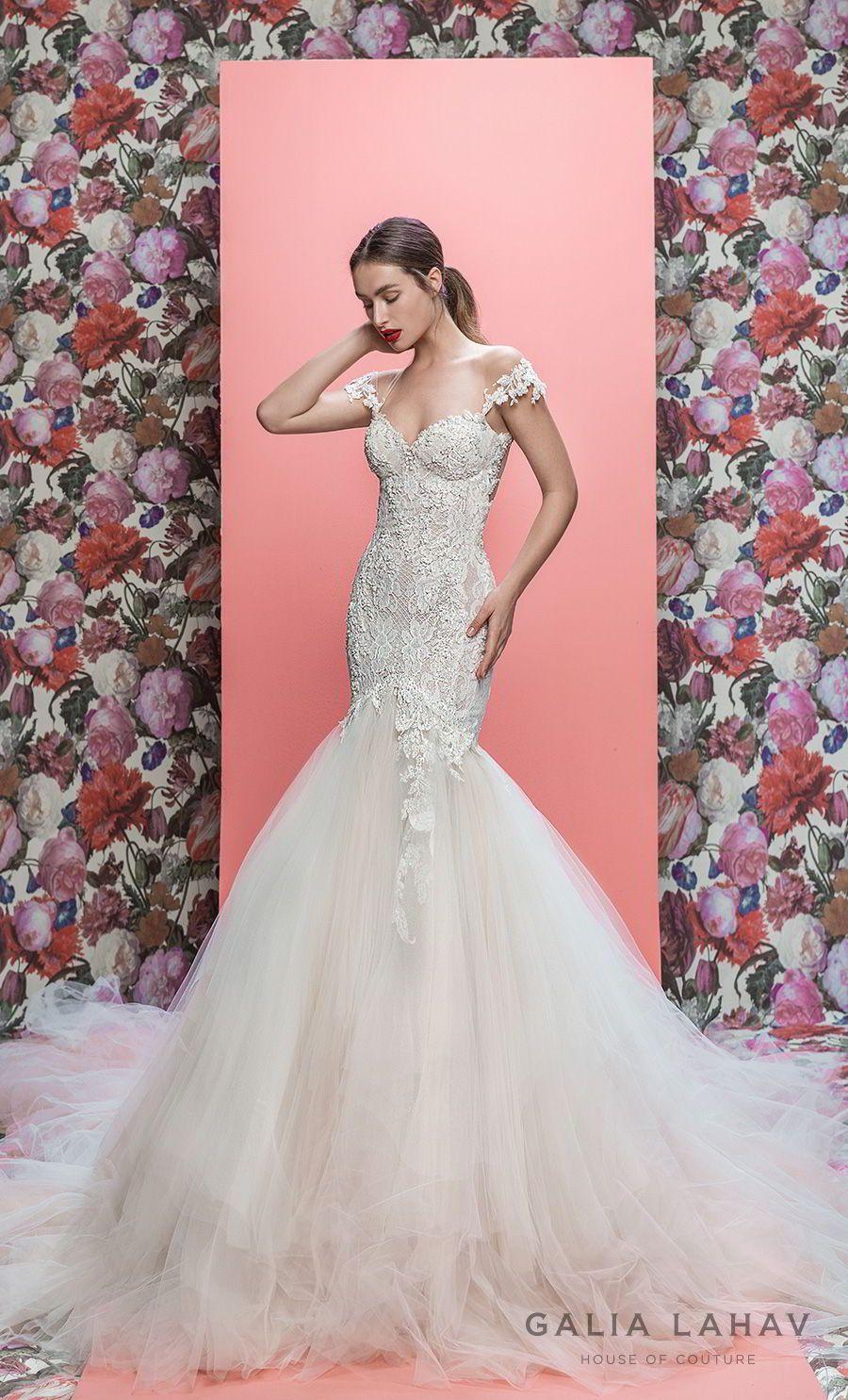 "Galia Lahav Spring 2019 ""Queen of Hearts"" Bridal Collection — All ..."