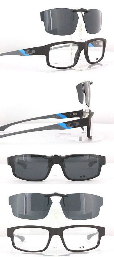 Other Vision Care: Custom Fit Polarized Clip-On Sunglasses For Oakley Junkyard-Ii Ox1097 53X18 1097 -> BUY IT NOW ONLY: $58.88 on eBay!