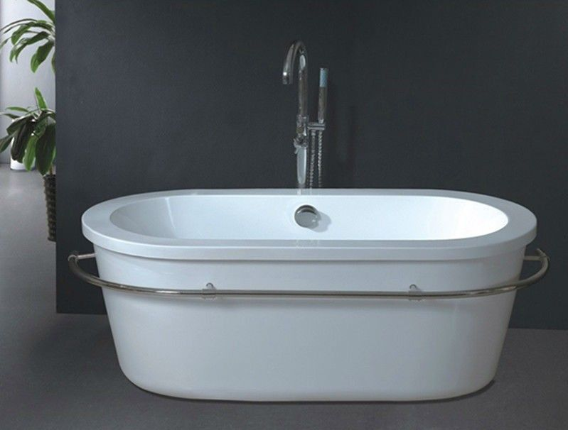 No.B505 freestanding 1.5 m bath tub Oval freestanding bathtub,adult ...