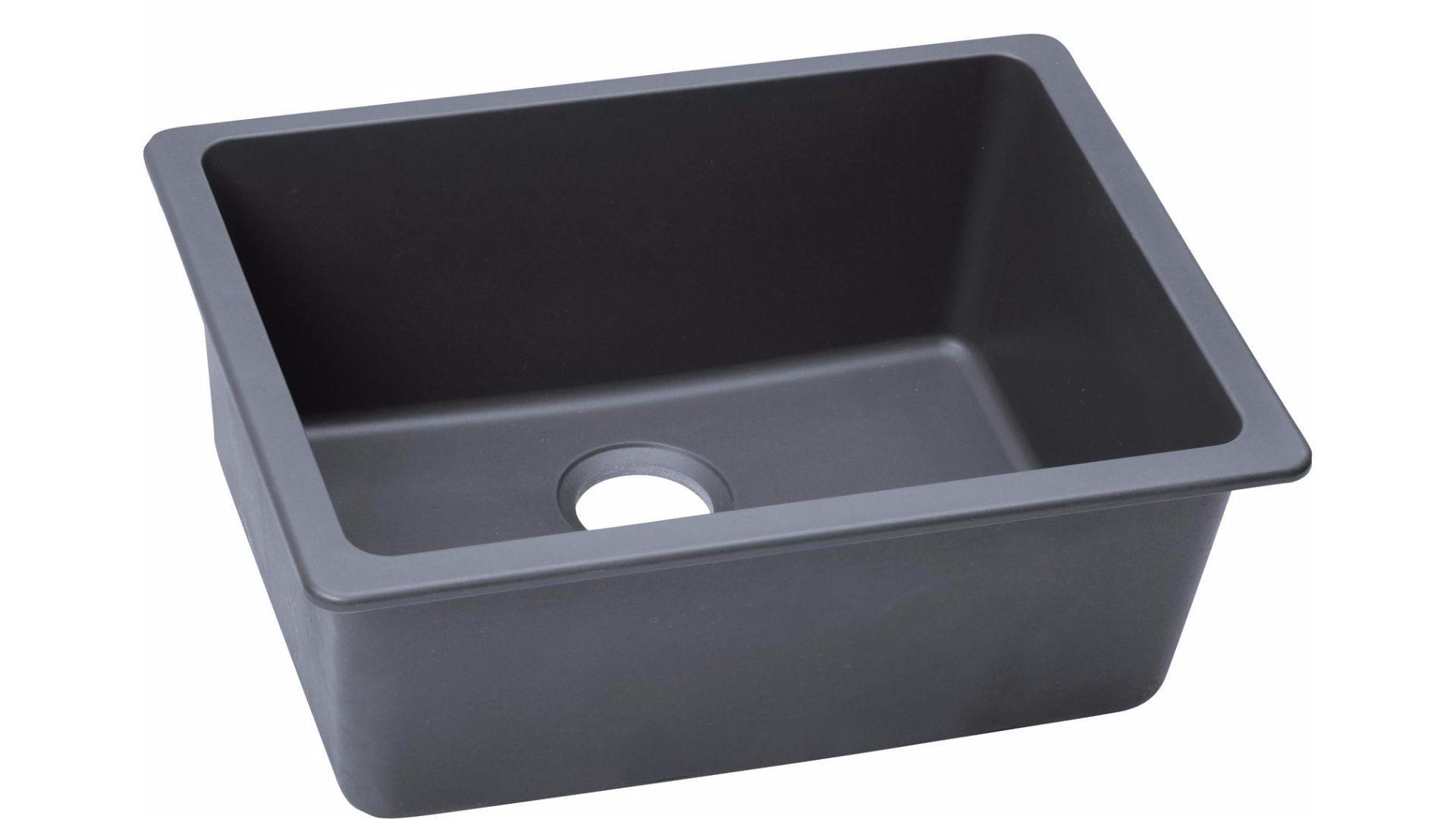 Elkay Undermount Sink, Quartz Classic, 25\