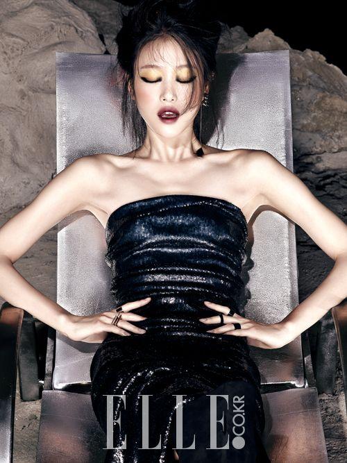 2014.11, Elle, Choi So Ra