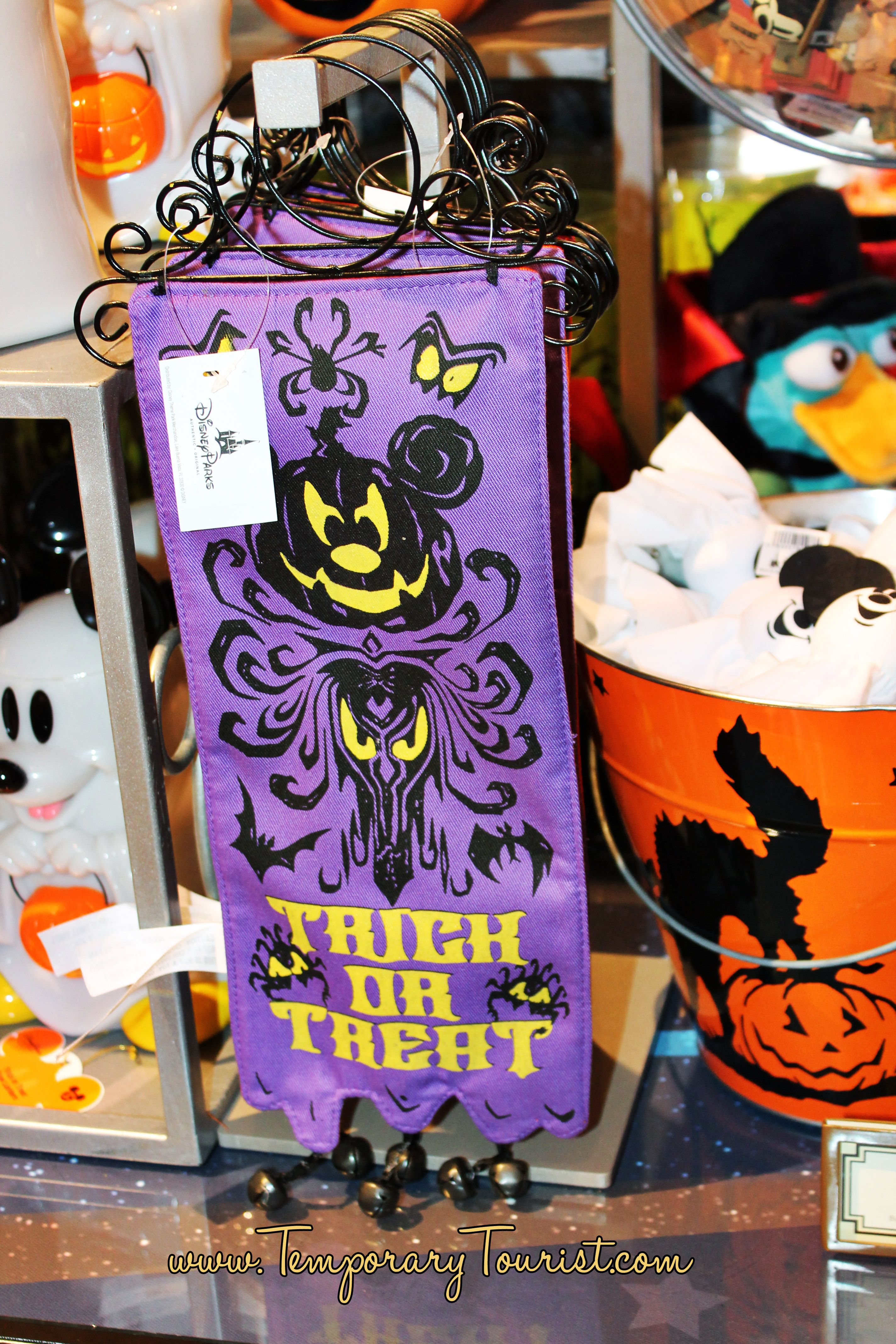 halloween merchandise in walt disney world 2013 #mickeymouse