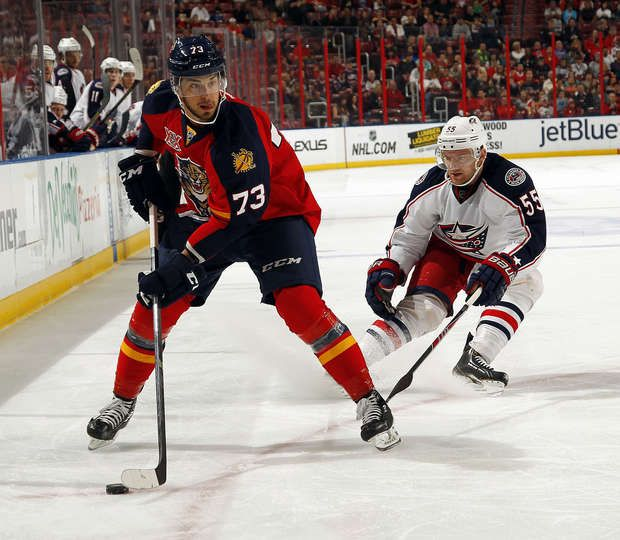Columbus Blue Jackets Vs Florida Panthers: Match Details ...