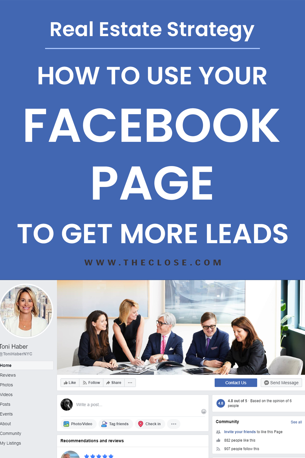 How To Get People To Your Facebook Business Page