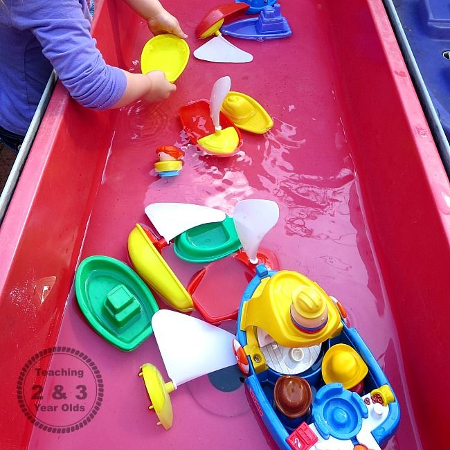 23 of the Best Water Play Activities for the Sensory Bin ...