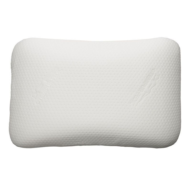 Tempur Pedic Symphony Pillow With Removable Cover Neck Support
