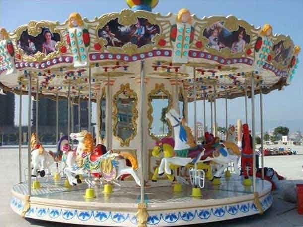 Fairground Carousel For Sale From Beston Equipment Carousel