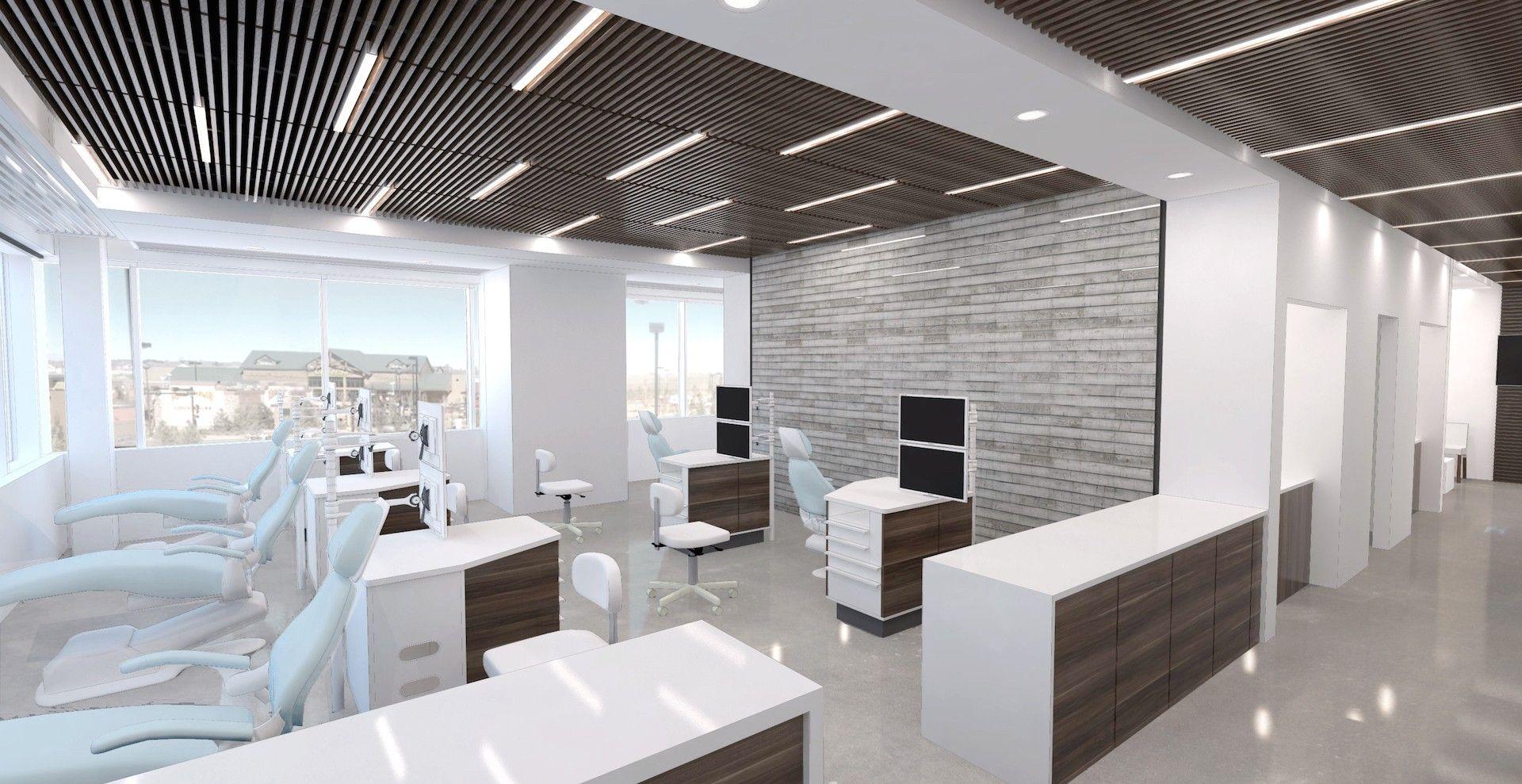 orthodontic office design - Buscar con Google | Clínicas ...