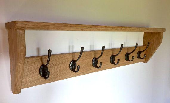 Childrens Furniture Plans Diy Coat Rack Pinterest Shelves Magnificent Vintage Style Coat Hook Rack With Shelf