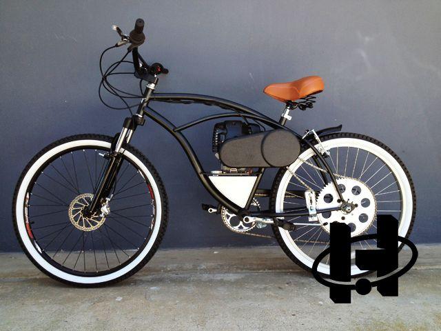 Quality Helio 4 stroke Bicycle | Motorized Bicycle