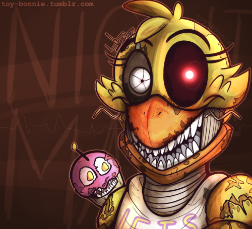 Our Friends And I Fnaf: Nightmare Chica Is Here!!!