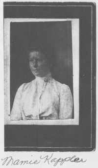 Mamie Kappler | pedigree | Genealogy, Family History, Family