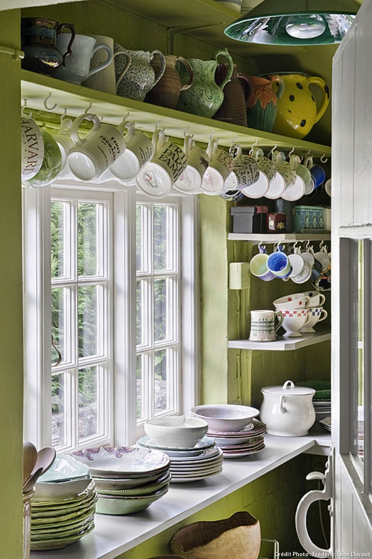 En angleterre un cottage vraiment cosy cottages anglais les f - Decoration cottage anglais ...