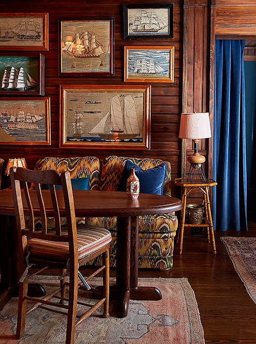 Photo of Discover the Nautical Charm of Nantucket's Greydon House