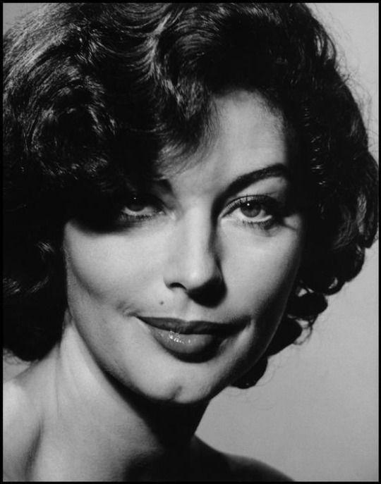 Philippe Halsman, Ava Gardner, 1954