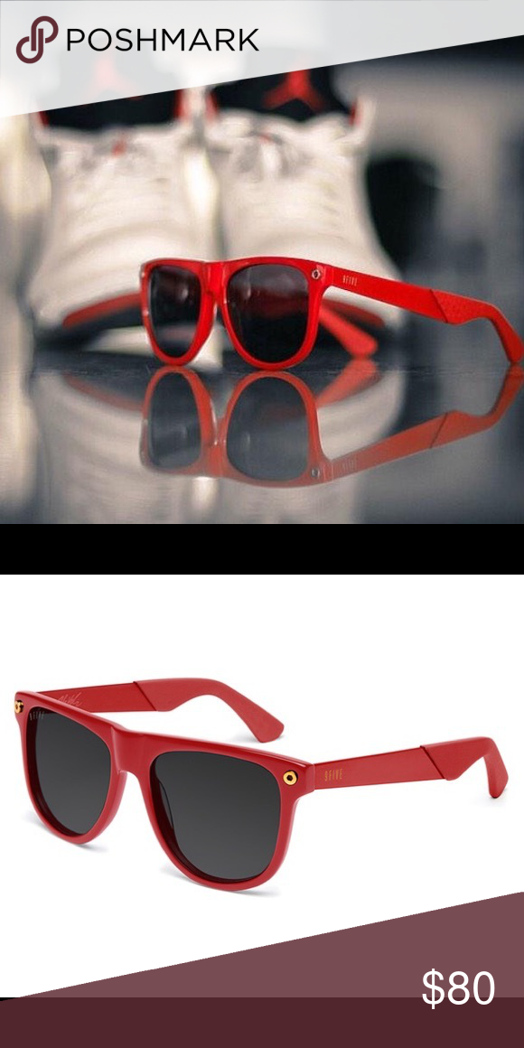 506c22cb4b  9Five  Red October Sunglasses Comes with case   wipe. 9Five Accessories  Sunglasses