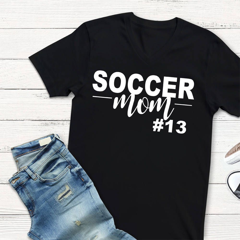 e57f10ee2d8 Soccer Mom Shirt - Soccer Mom Tshirt - Soccer Mom Gift - Cute Soccer ...