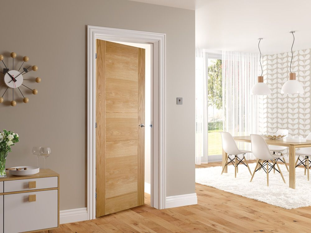 wooden doors white skirting boards - Google Search | Home ...