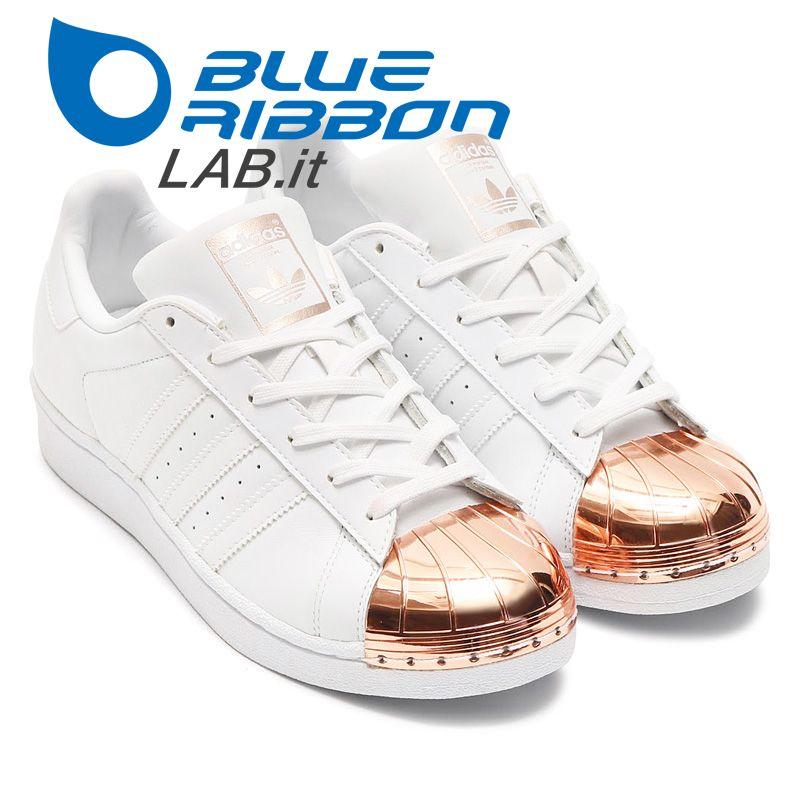 scarpe adidas donna superstar metal