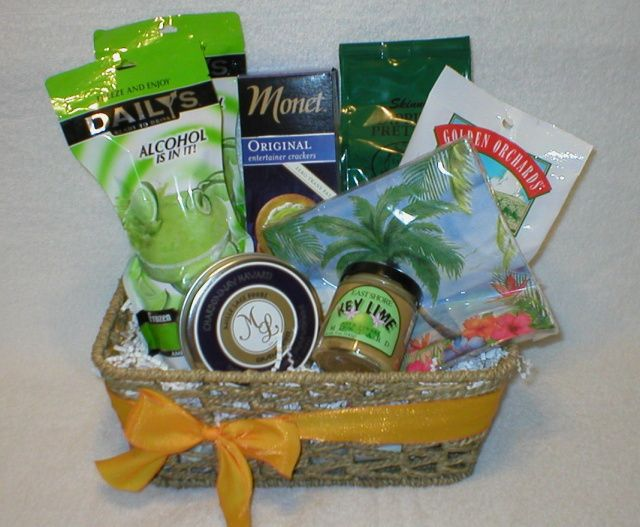 Margarita Gift Basket Ideas | Beverage Gift Baskets are a Unique ...